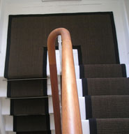 Chocolate Brown Sisal Carpeting